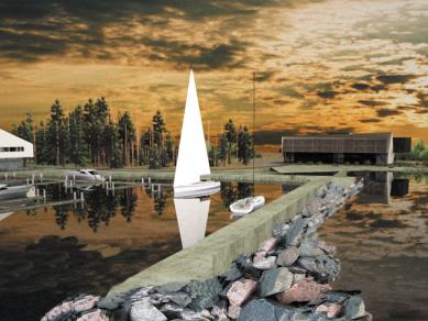 Проект 25: Яхтено пристанище