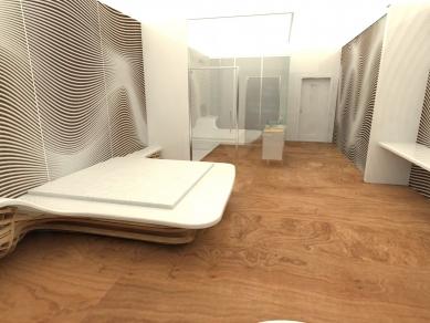 Проект 32: Lamella room