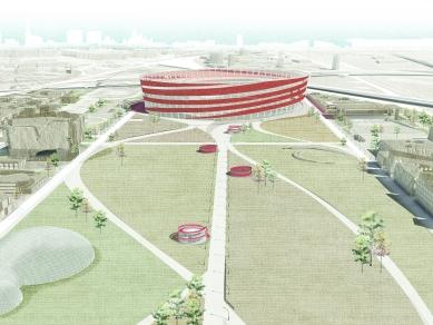 Проект 38:FLOW STADIUM