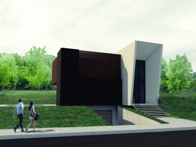 Проект 59: Жилищен комплекс от затворен тип в с. Владая