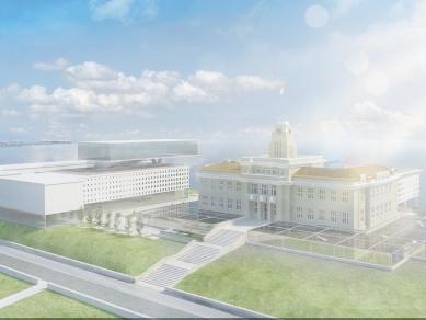 Проект 63: Реконструкция на военноморско училище, Созопол