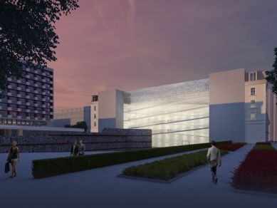 Проект 74: Музей за история
