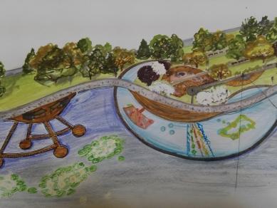Проект 91: Водно - атракционен парк