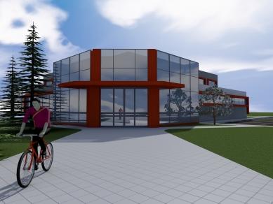 Проект 88: Индустриална сграда за чисто производство