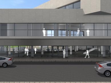 Проект 67: Изложбен център