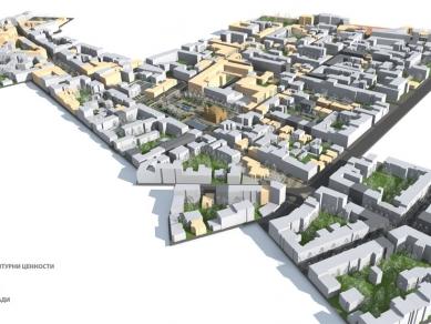 Проект 6: Развитие на системата от публични пространства в централна градска част