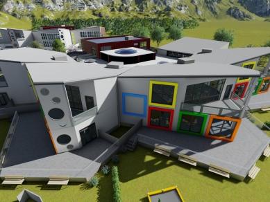 Проект 43: Целодневна детска градина за четири групи град София, кв.Младост 1А
