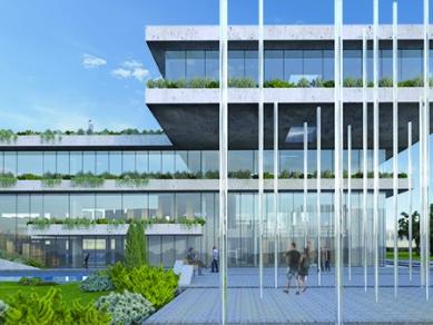 Проект 63: Проект за студентска библиотека, кв. Студентски град, София
