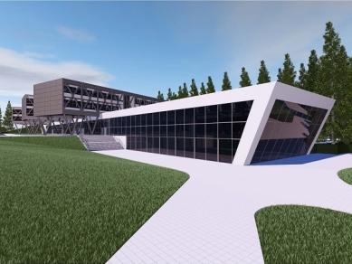 Проект 72: Рехабилитационен комплекс - гр. Банкя - Рехабилитационен център и дом за възрастни хора