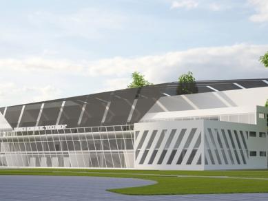 Проект 80: Покрит плувен басейн