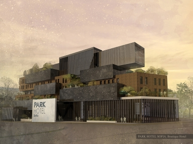 Проект 83: PARK HOTEL SOFIA. Boutique Hotel