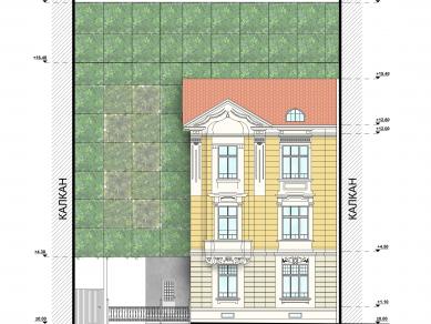 Проект 110: Консервация, реставрация и адаптация на сграда в исторически аспект