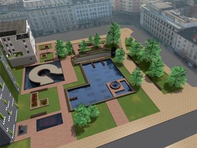 Проект 117: Експониране и социализиране на обектите на културното наследство около хотел Рила, гр.София