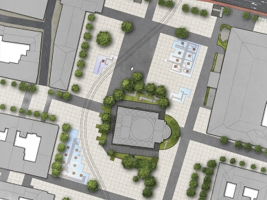 "Проект 122: Площад ""Света Неделя"""