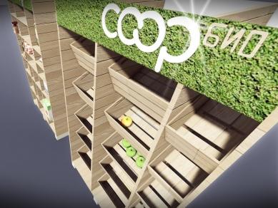 Проект 126: Eко Кооп био – Базови щандове