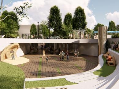 Проект 2: Площад Николай Гяуров