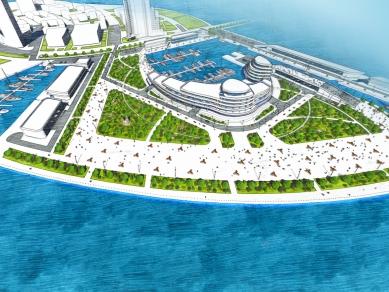 Проект 5: Яхтен комплекс