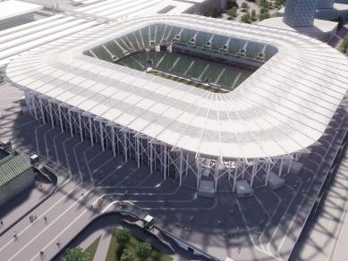 Проект 15: Нов национален футболен стадион