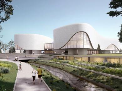 Проект 17: Научен център