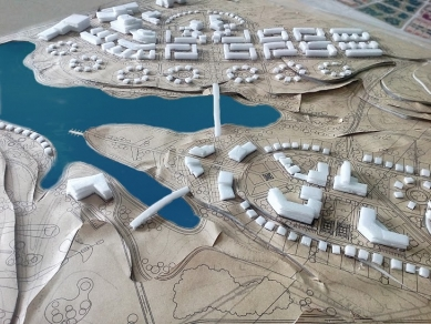 Жилищна структурна единица и градски център