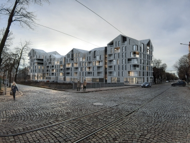Проект 34: Жилищна сграда със смесени функции