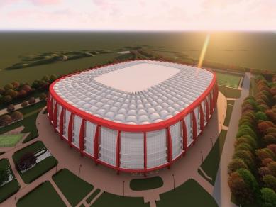 Проект 42: Нов футболен стадион Българска армия