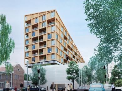 Проект 73: Преобразяване на незастроен терен в квартал Куинс, в Ню Йорк, САЩ